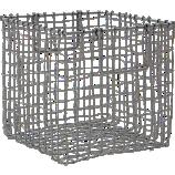 crosshatch large basket
