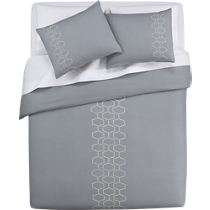 d'abeille bed linens
