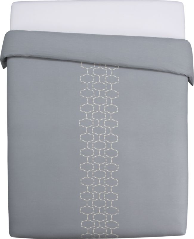 d'abeille full/queen duvet