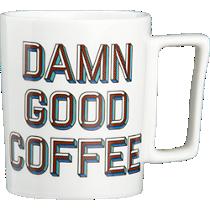 DGC coffee mug