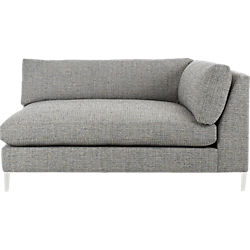 decker left arm chaise