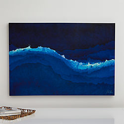 deep water print
