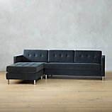 ditto shadow sectional sofa