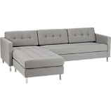 ditto grey sectional sofa