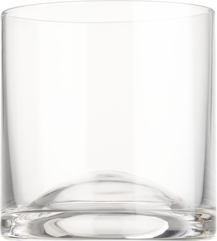 "<span class=""copyHeader"">on the bubble.</span> Simple modern cocktailer raises a glass to subtle sculpture. Handblown of clear soda glass, smooth dome bubbles up from the substantial base to create a composition of curves and planes.<br /><br /><NEWTAG/><ul><li>Handmade</li><li>Soda glass</li><li>Dishwasher-safe</li></ul>"