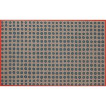 dot field rug