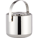 duke stainless steel ice bucket