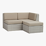 ebb outdoor sectional