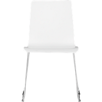 echo white chair