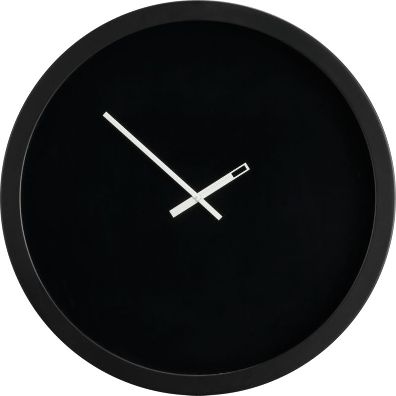 "eclipse 39"" clock"