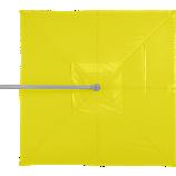 eclipse yellow umbrella shade