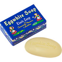 eggwhite and chamomile soap