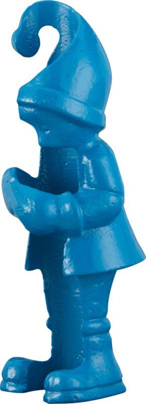 blue elf candleholder