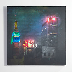 empire and new yorker print