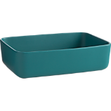 matte evergreen small server-baker