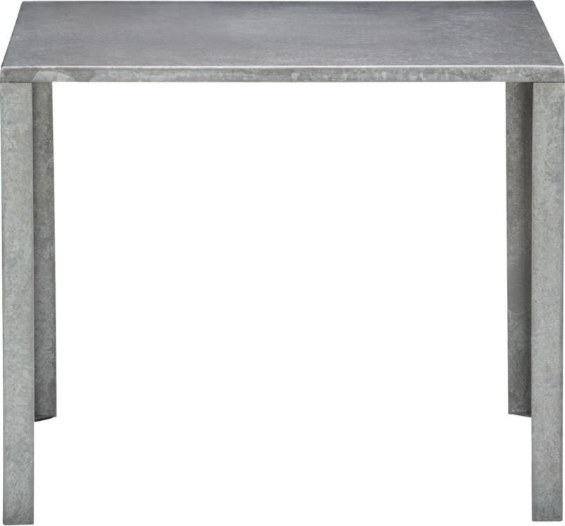F2 square outdoor table