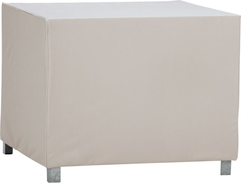 F2 square outdoor table cover