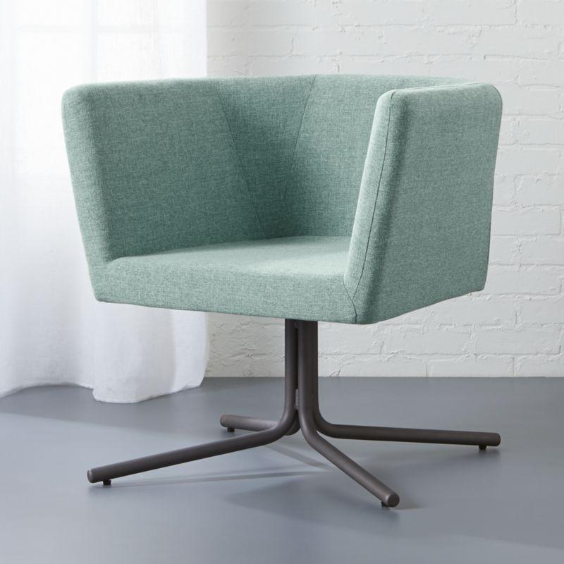 facetta cyan chair
