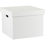 white file box