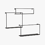 floating shelves set of three