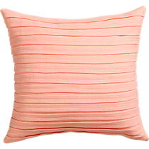 "fold blush 16"" pillow"