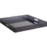 format smoke tray