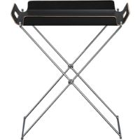 formosa black tray table