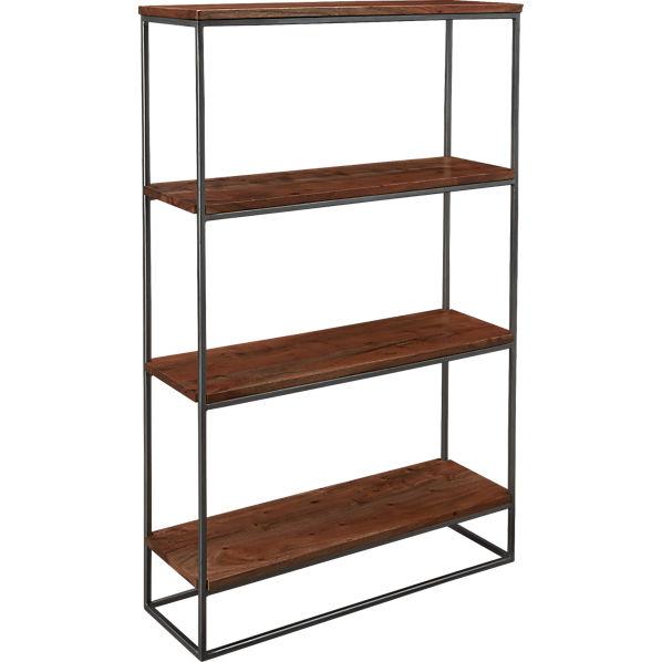 framework bookcase | CB2