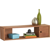 fundamental storage shelf
