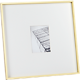 gallery 5x7 brass picture  frame