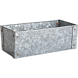 galvanized basket