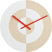 """geo mod 16"""" wall clock"""