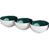 green trio dish