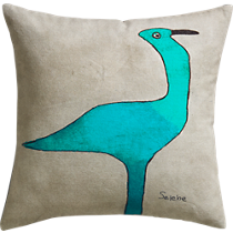 "gull 16"" pillow"