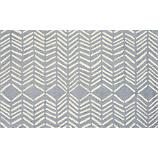 hash looped rug 5'x8'