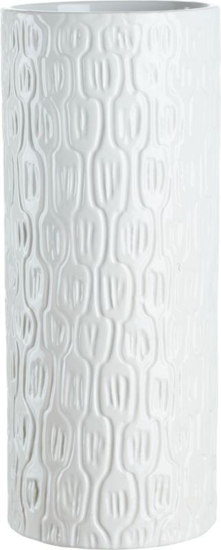hookup hi-gloss vase