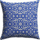 "iberica 18"" pillow with down-alternative insert"