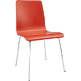 ideal orange chair