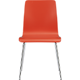 ideal II orange chair