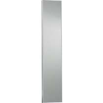 infinity narrow wall mirror