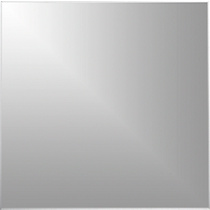infinity square mirror