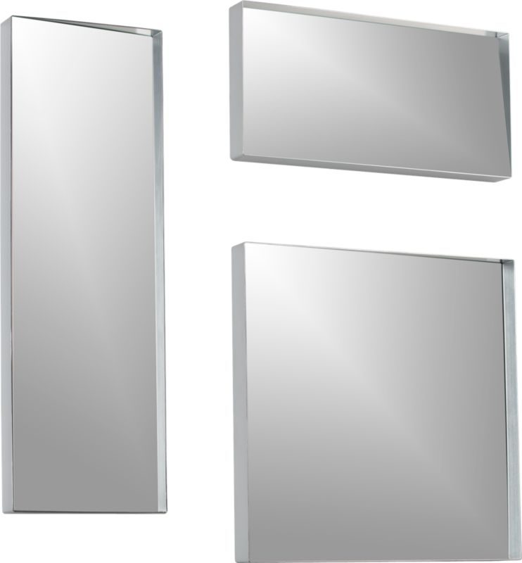 3-piece insight mirror set