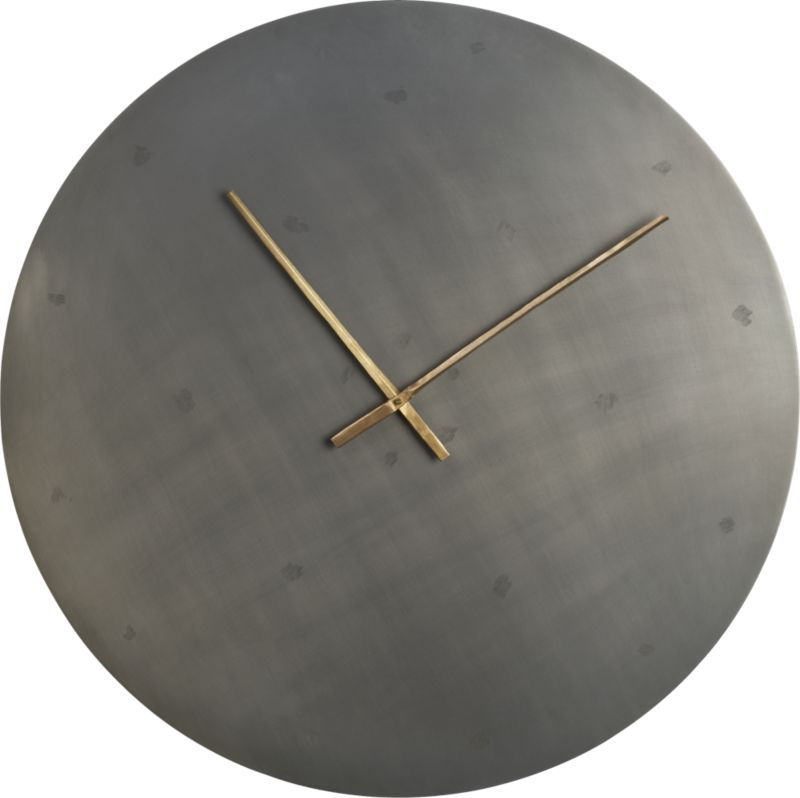 IronCircleWallClock30inF12