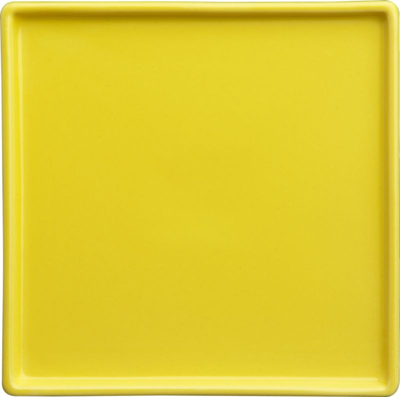 jamaica yellow appetizer plate