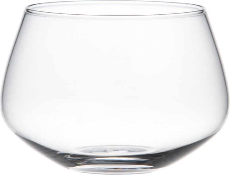 jane stemless cocktail glass