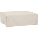 java ottoman-coffee table cover