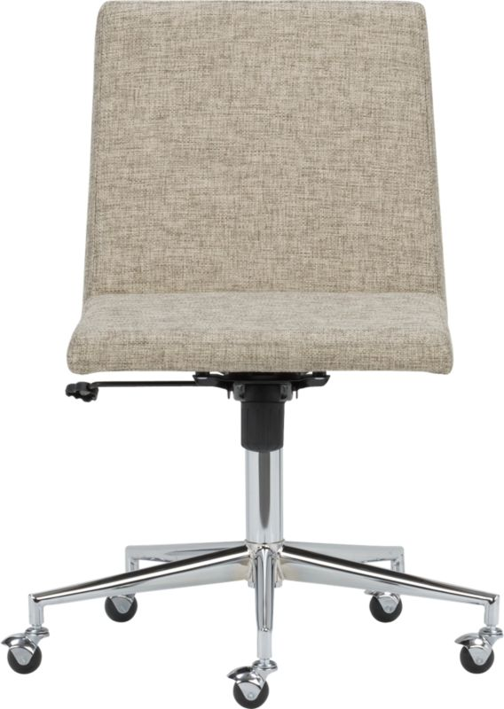 jones natural office chair