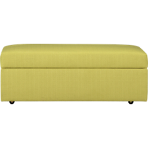 julius grass storage ottoman