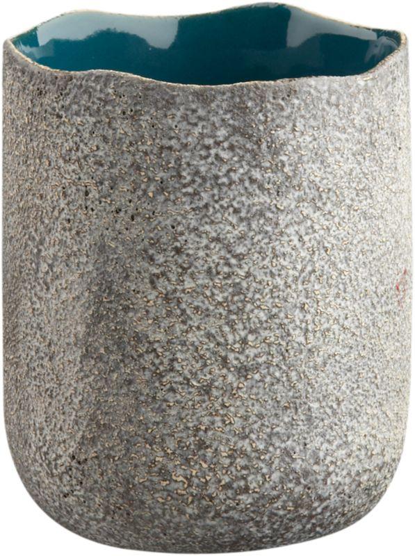 kauai blue vase