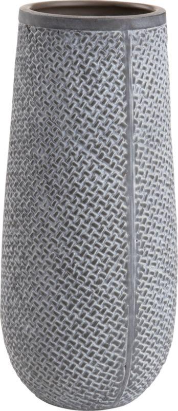 knobbly vase